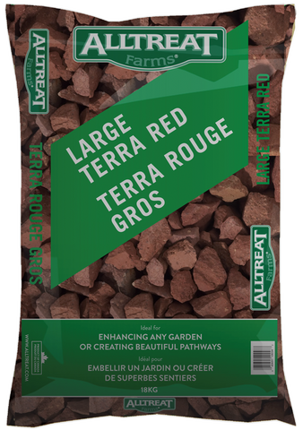 Alltreat Red Brick Chip (18KG) - Four Seasons Garden Centre