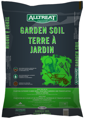 All Treat Garden Soil (25L) - Four Seasons Garden Centre