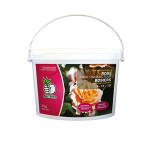 Nutrite (2KG) Rose Food 7-11-10 - Four Seasons Garden Centre