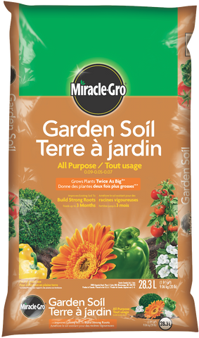 Miracle-Gro All Purpose Garden Soil - Four Seasons Garden Centre