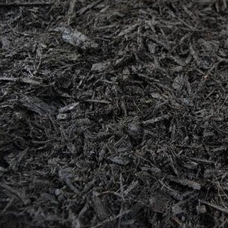 Enhanced Black Mulch - Bulk - Four Seasons Garden Centre