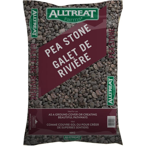 Alltreat Pea Gravel (18kg) - Four Seasons Garden Centre