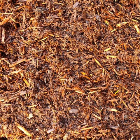 Shredded Pine Mulch - Bulk - Four Seasons Garden Centre