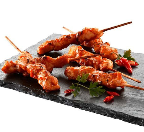 Brocheta pollo yakitori chili 30g