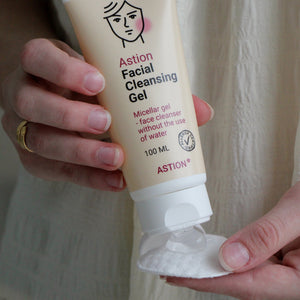 Astion Facial Cleansing Micellar Gel
