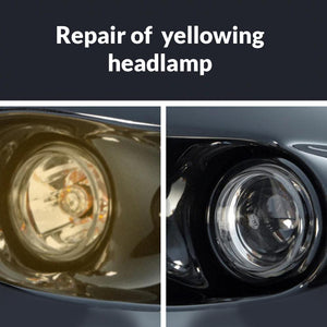 Headlight Polish - 50% OFF Pre-Christmas Sale!