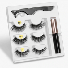 Load image into Gallery viewer, Magnetic Eyelash Sets (70% OFF TODAY)