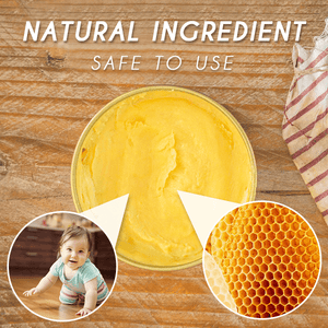 100% All Natural Wood Restoration Beeswax