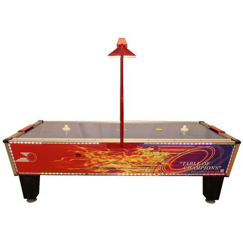 Gold Standard Game Flare Home Plus Air Hockey Table (8HGF-WO2-MIN-L)