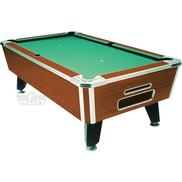 Valley Tiger 101 Pool Table (HECCH)
