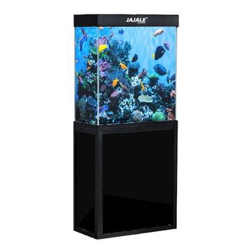 Aquadream Black 40 Gallon Fish Tank (JAL-620-ABK)
