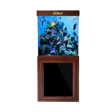 Aquadream Red Wood 40 Gallon Fish Tank (JAL-620-RW)