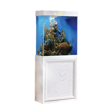 Aquadream White 40 Gallon Fish Tank (JAL-620-WO)