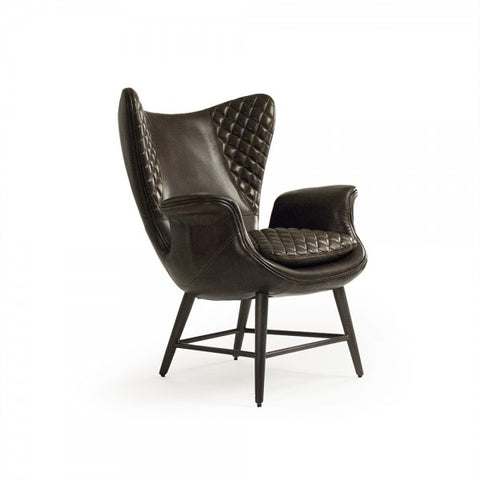 Zentique Xaries Wingback Arm Chair (C0096-1)