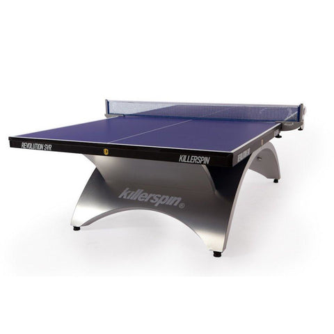 Killerspin Revolution SVR - Silver Table Tennis (301-17)