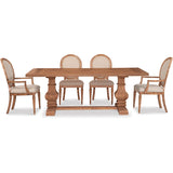 BMC Kinzie Rectangle Dining Table (3170-600B-T)