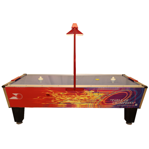 Gold Standard Game Pro Plus Air Hockey Table (8HGF-W02-MIN-NL)