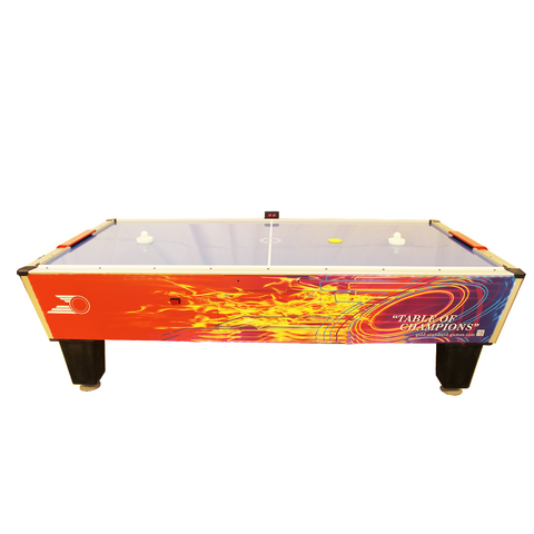 Gold Standard Game Pro Air Hockey Table (8HGF-WO2-TRS-NL)