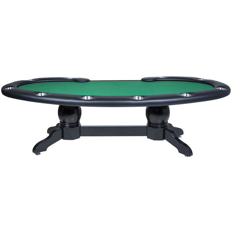 BBO Prestige X Black Poker Table (2BBO-PRESX)