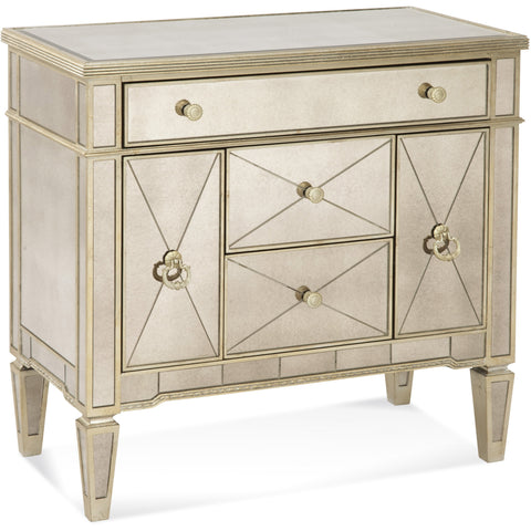 BMC Borghese Mirrored Library Commode (8311-990)