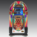 Rock-Ola 90th Anniversary Limited Edition Bubbler Digital Music Center (J-70446-A)