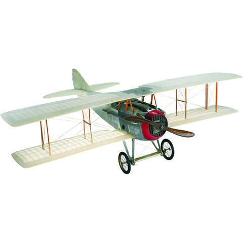 Authentic Models Transparent Spad (AP413T)