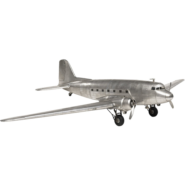 Authentic Models Silver Polished Dakota DC-3 (AP455)