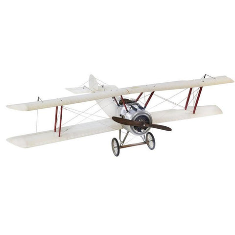 Authentic Models 2.5m Transparent Ivory Sopwith Camel (AP602T)