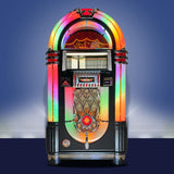 Rock-Ola Bubbler CD Jukebox in Black Finish (J-70387-A)