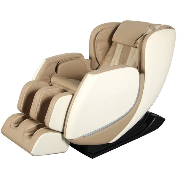 Kyota E330 Kofuko Cream/Tan Zero Gravity Full Body Massage Chair (810024205356)