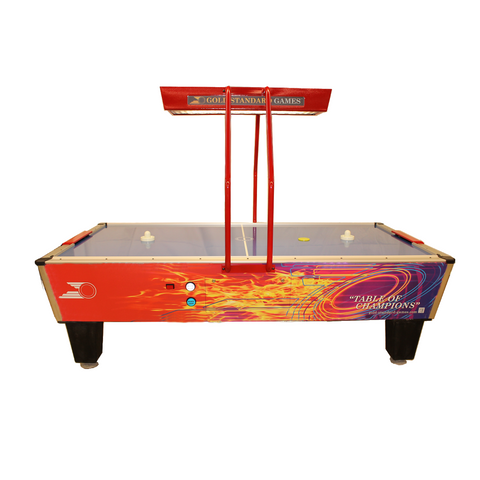 Gold Standard Game Pro Elite Air Hockey Table (8HGF-W02-OHS-NL)