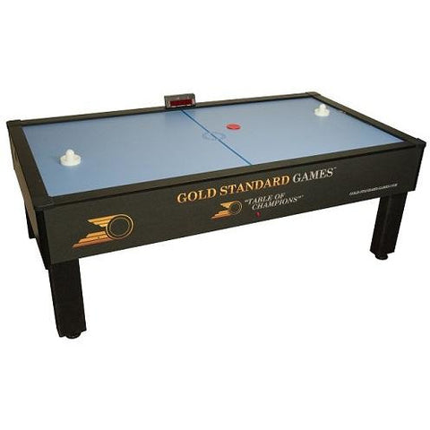 Gold Standard Game 7' Home Pro Elite Air Hockey Table (KGS-LB-EW1)