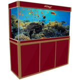 Aquadream Red 175 Gallon Aquarium Fish Tank (JAL-1560-RD)