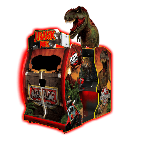 Raw Thrills Jurassic Park Arcade Game (JURPRK-ARC)