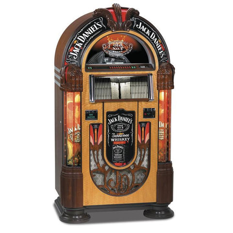Rock-Ola Jack Daniels Bubbler CD Jukebox (J-70401-A)