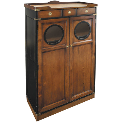 Authentic Models Porthole Cabinet (MF027)