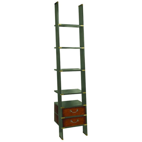 Authentic Models Gunmetal Grey Library Ladder (MF068G)