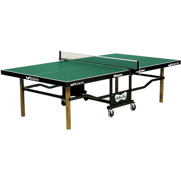 Butterfly Nippon 22 Green Table Tennis (TNP22GN)