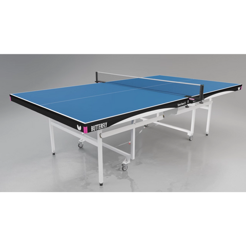 Butterfly Space Saver 22 Blue Table Tennis (TSS22BL)