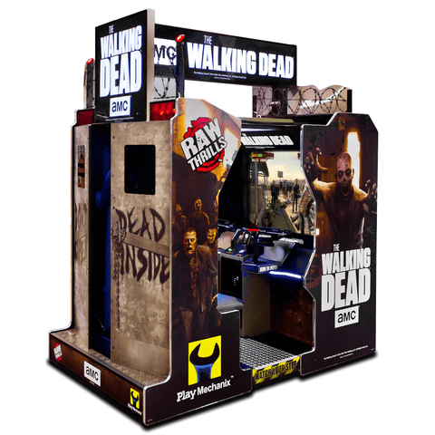 Raw Thrills The Walking Dead Arcade Game (TWD-ARC)