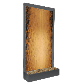 BluWorld BluGuard Waterwall™ Silver & Bronze Waterfall (WWBG83-B)