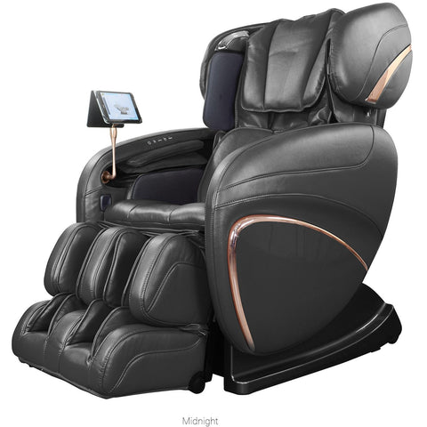 Cozzia DzeroG Ultimate Midnight Black Massage Chair (CZ-629B-28)
