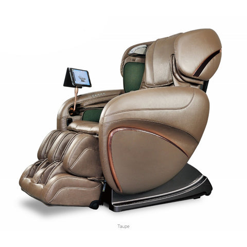 Cozzia DzeroG Ultimate Taupe Massage Chair (CZ-629B-85)