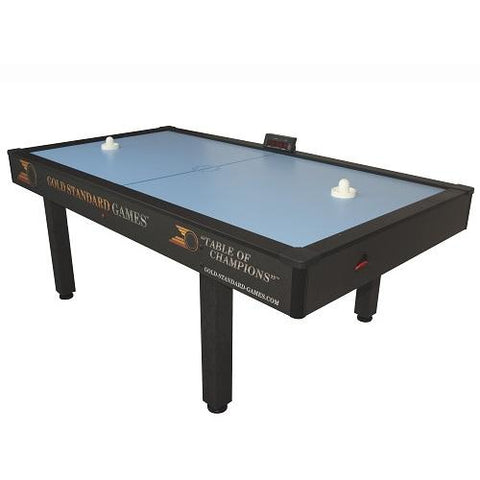 Gold Standard Game 7' Home Pro Air Hockey Table (MGS-LB-WW1)