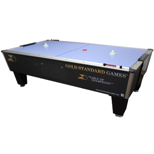 Gold Standard Game Tournament Ice Manual Score Air Hockey Table (8HSM-W01-MSLB)