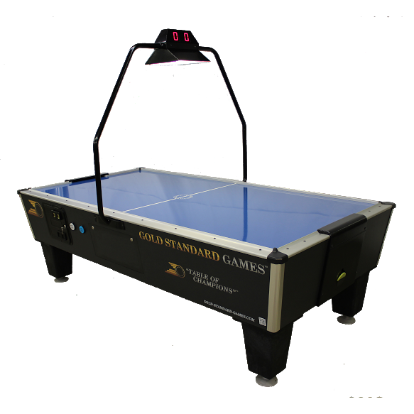 Gold Standard Game Tournament Pro Plus Air Hockey Table (8HGS-W01-MIN)
