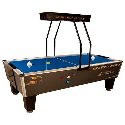 Gold Standard Game Tournament Pro Elite Air Hockey Table (8HGS-W01-OHS)