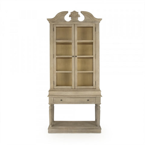 Zentique Jacques China Cabinet (HT477 E272-10)