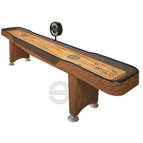 Champion Qualifier 12 Foot Shuffleboard (CQ-12FTSH)