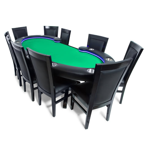 BBO The Lumen HD Poker Table (2BBO-LUM)